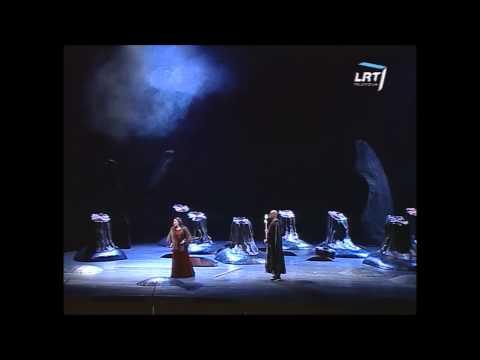 "Nomeda Kazlaus - Brunnhilde ""Hohotojo"" from ""Walkure"" by R.Wagner (Live)"