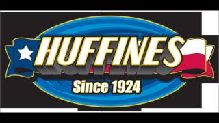 Year-End Sales Event at Huffines!