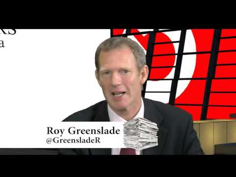 The Newspapers - Roy Greenslade