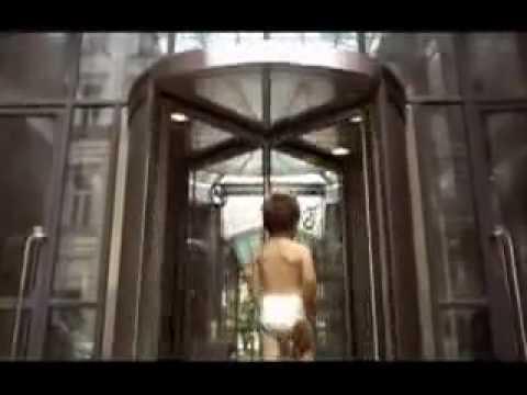 Quảng cáo tả Huggies -- Video Clip Hài huoc