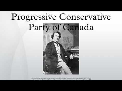 Progressive Conservative Party of Canada
