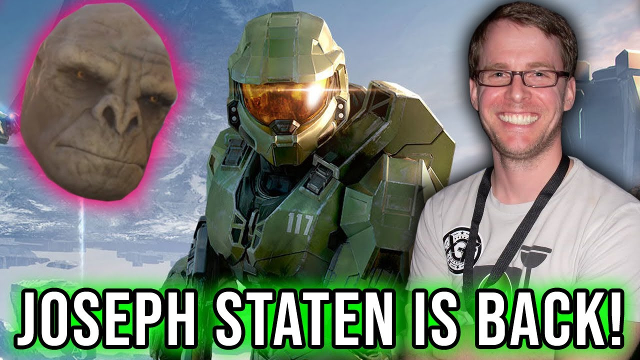 A Halo Veteran Is Gonna Attempt To Save 'Halo Infinite' thumbnail
