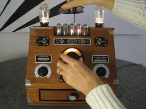 SPIRIT OF ST. LOUIS Wireless Radio AM/FM & Cassette