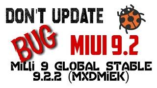 updated miui 10 stable beta multi globe for xiaomi mi4 mi3 cancro