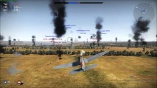 War Thunder -  Air Battles -  Screamin from the Sky