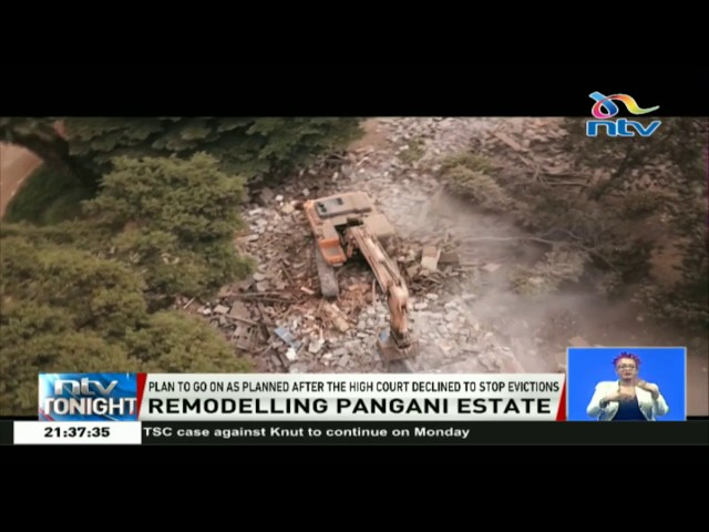 High Court declines to stop Pangani demolitions by Nairobi County government