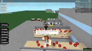 Roblox - Retail Tycoon - France Y U NON PAS ACHETER MY PHONES (fr) Partie 2