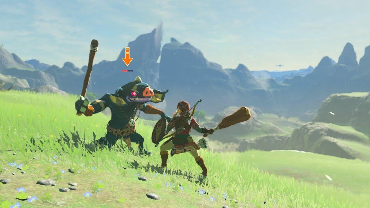 Steam Community :: Video :: Zelda Breath Of The Wild (CEMU