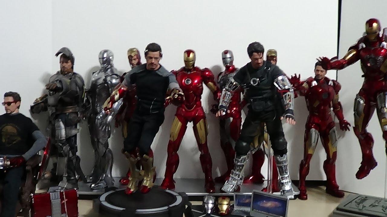 Iron Man Mark 7 Hot Toys HOT TOYS IRON MAN 3 to...
