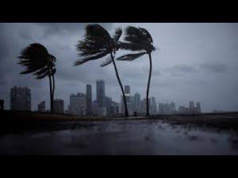 Hurricane Irma hits US coast