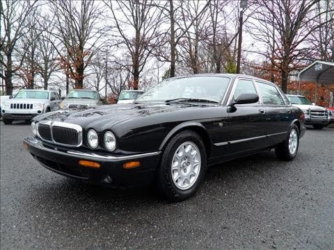 1998 Jaguar Xj8 L Start Up Engine And In Depth Tour