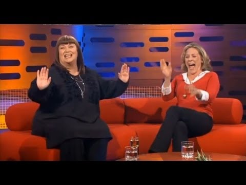 Graham Norton Show 2007-S1ExE10 Dawn French, Sarah Beeny-part 1
