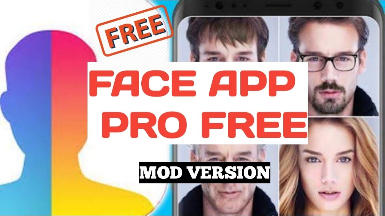 FaceApp PRO Free Download Everything Unlocked MOD APK