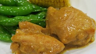 Honey Mustard Chicken - Cookwithgrandma!