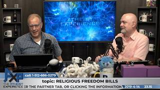 Atheist Experience 23.15 with Matt Dillahunty & Don Baker
