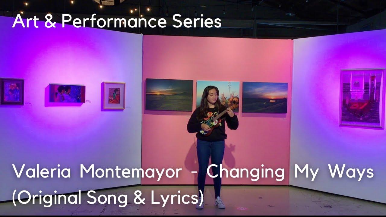 Art & Performance Series FT VALERIA MONTERMAYOR