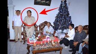 Umat Islam Kecewa! Prabowo Rayakan Natal dan Bantah Fatwa Ulama