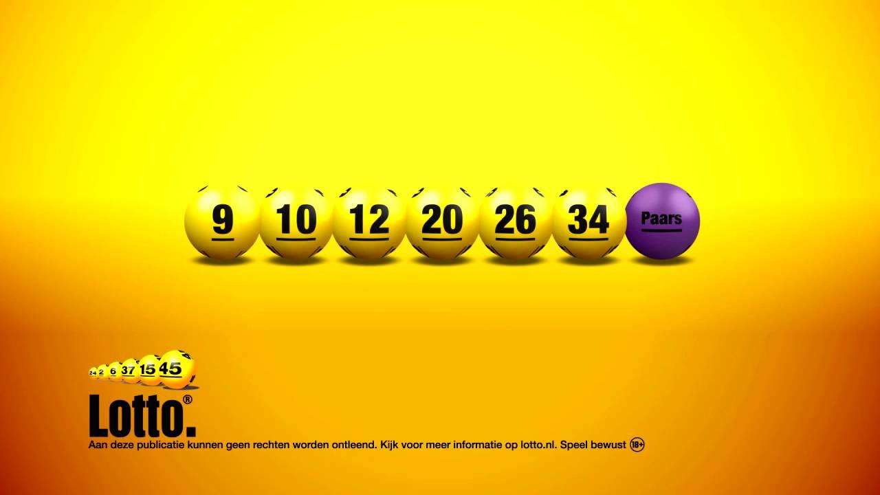 Lotto Trekking Uitslag Nl