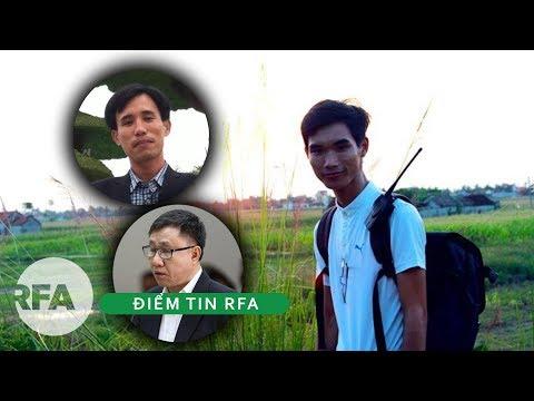 Điểm tin RFA | Tù chính trị tuyệt thực tập thể trong trại giam phản đối biệt giam Nguyễn Văn Hóa