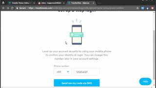 How To Register Transferwise Account