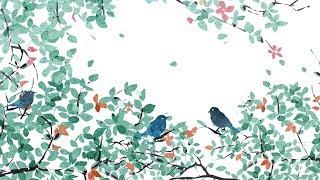 Download lagu luvbird. - omoide in my garden