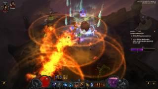 D3 Diablo 3 Tal Rasha 6pc + Delseres Magum Opus 2pc Set Wizard
