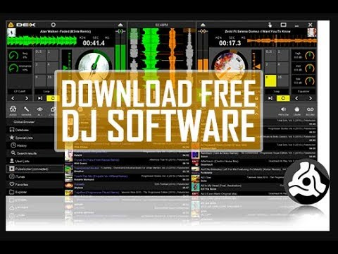 free dj software for pc