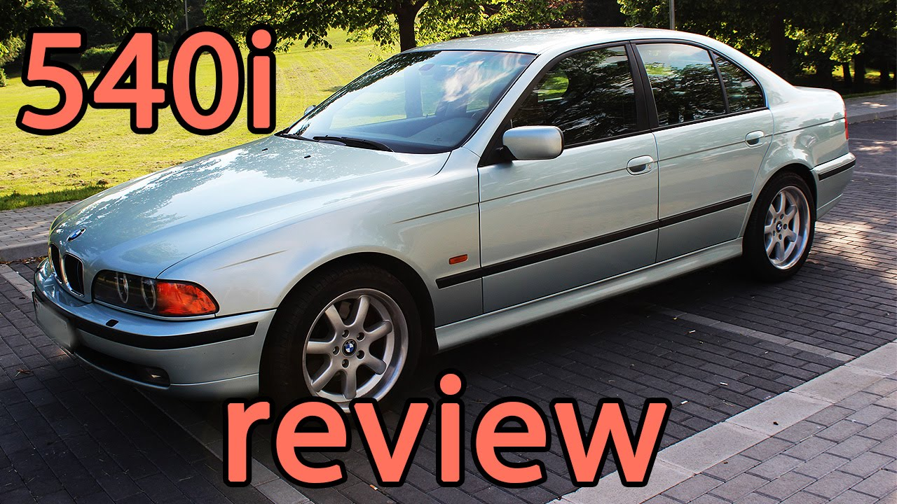 1996 bmw 540i e39 start up exhaust and review youtube. Black Bedroom Furniture Sets. Home Design Ideas