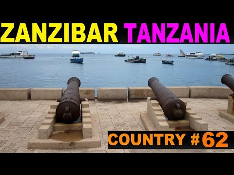 A Tourist's Guide to Zanzibar, Tanzania