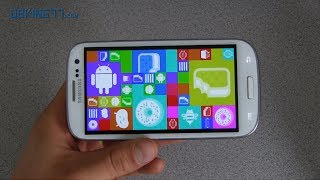 Android 4.4 KitKat on the Samsung Galaxy S3