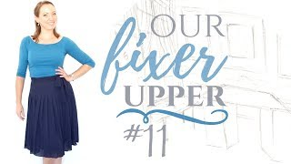 FEELING UNINSPIRED & OFFICE PROGRESS | OUR FIXER UPPER #11