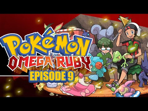 Pokémon Omega Ruby and Alpha Sapphire Lets Play! #9 Secret Spots!