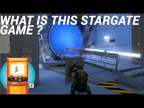 Game Play   What Is This Stargate Game ? Can You Guess ? Gameplay