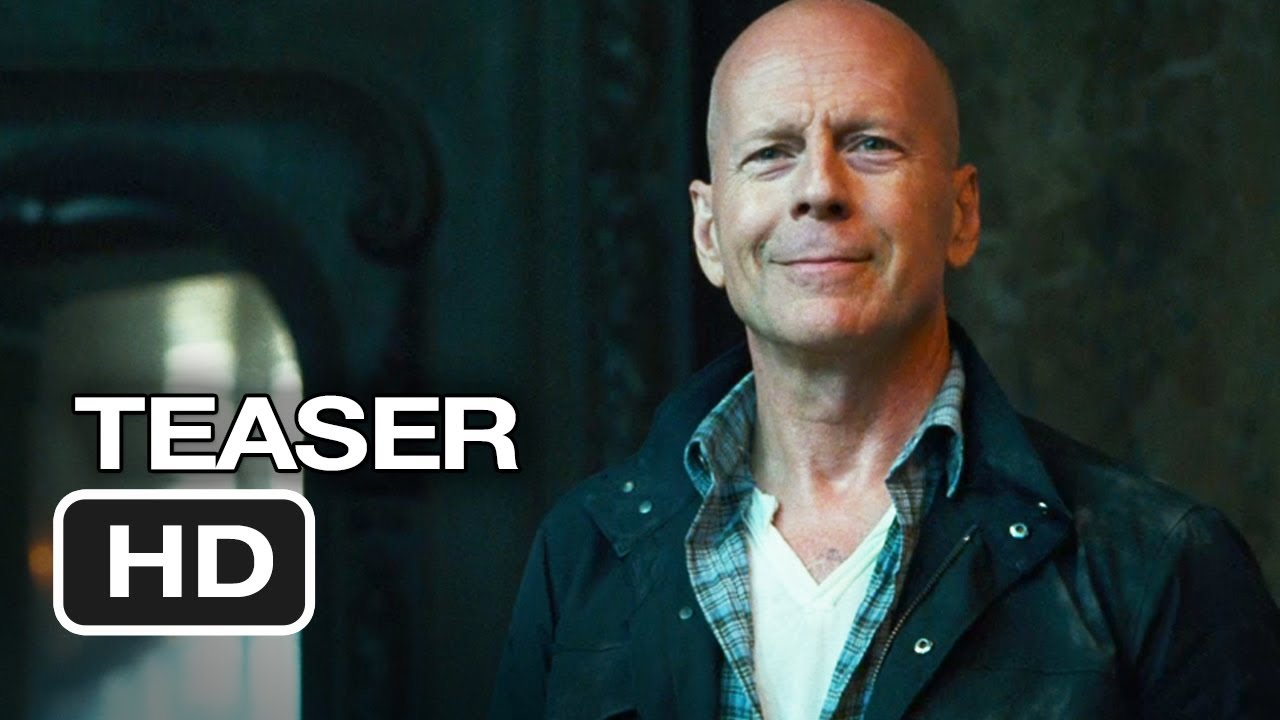 Download A Good Day to Die Hard Official Teaser (2013) - Bruce Willis Movie HD