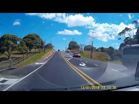Redflex Speed camera vs V1 (Valentine one) 2017 model - NZ