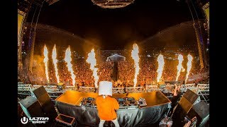 Marshmello live at Ultra Europe 2018 - HD