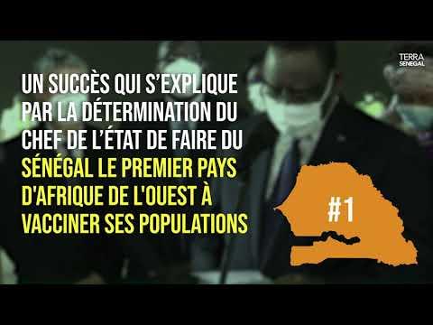 Le Sénégal en marche contre la Covid-19