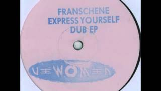 Franschene - Find a Way (DUB EP)