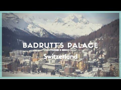 Celestielle #205 Badrutt's Palace, St. Moritz, Switzerland