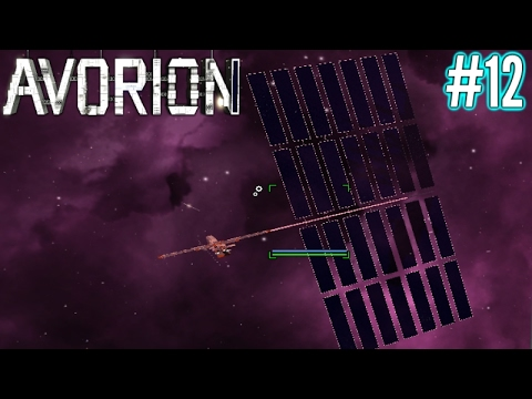 Avorion | Station Creation!! | Part 12 | Avorion Gameplay