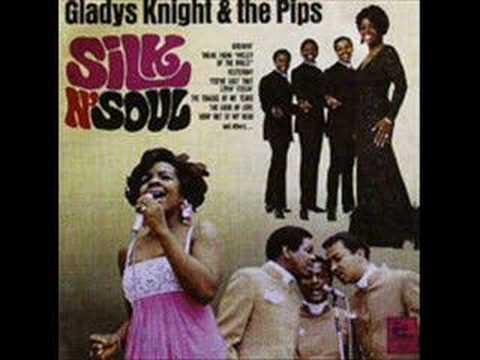 Gladys Knight & The Pips - Yesterday - YouTube