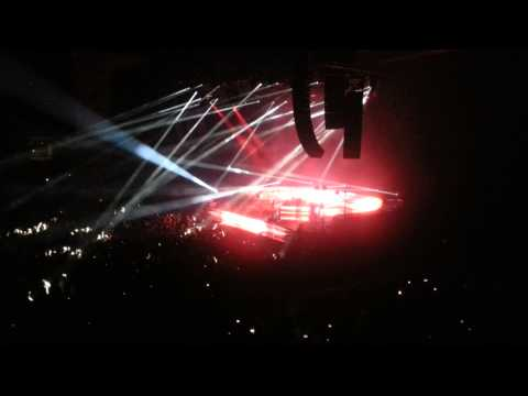 Muse, 2nd Law, Budapest 20-Nov-2012