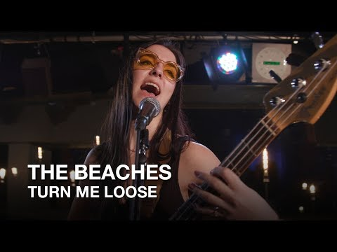 The Beaches | Turn Me Loose | Juno 365 Sessions