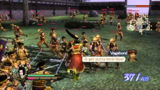 Samurai Warriors 2: Xtreme Legends - Kojiro's Story Dream - The Greatest Swordsman【1080p/60FPS】