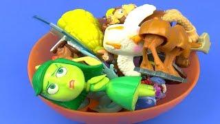 Коробка С ИГРУШКАМИ Головоломка Принцесса Зомби Full Box of Toys