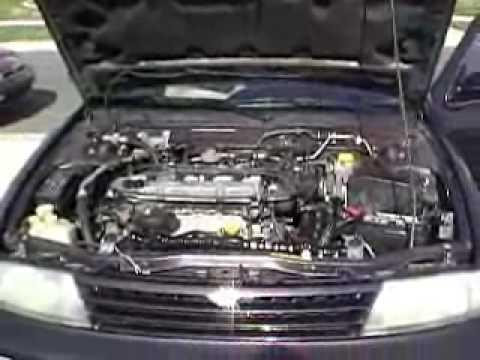 1995 Nissan Altima Se Sedan Tuner For Sale Youtube
