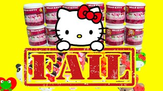 Hello Kitty Fashems Toy Genie Surprises Search for Lambie Kitty