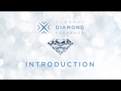 Introduction to Alberta Diamond Exchange