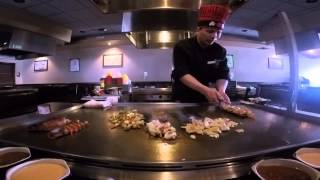 Ninja Japanese Steakhouse, hibachi grill