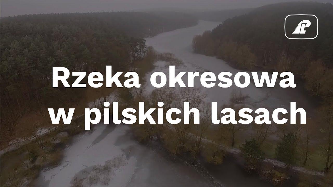 Rzeka okresowa – jedyna taka w Polsce